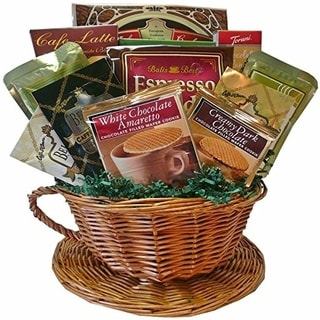 Cafe Comforts Premium Coffee/ Cookies Gift Basket