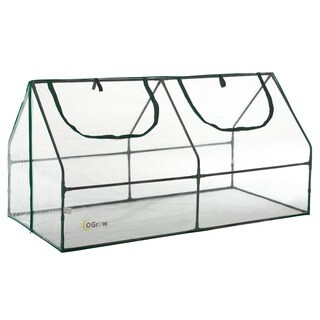 Ogrow Compact Outdoor Seed Starter Greenhouse Cloche (2 options available)