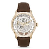 Fossil Men's ME3043 Townsman Automatic Leather Watch