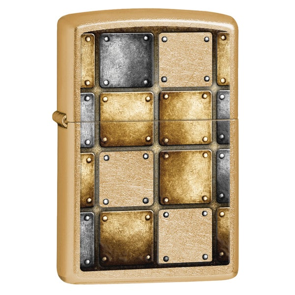 Zippo Metal Design Lighter 28539