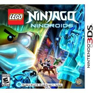 Nintendo 3DS - Lego Nindroids