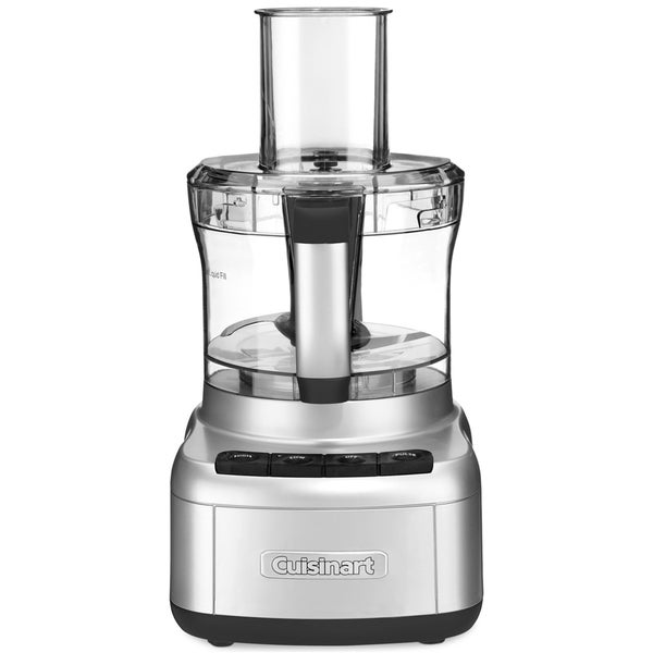 Cuisinart FP-8SV Silver Elemental 8-Cup Food Processor