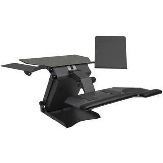 HealthPostures TaskMate Desktop Electric Standing Desk
