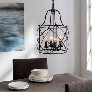 Turbinio 6-light Blacksmith Hall/ Foyer Lantern