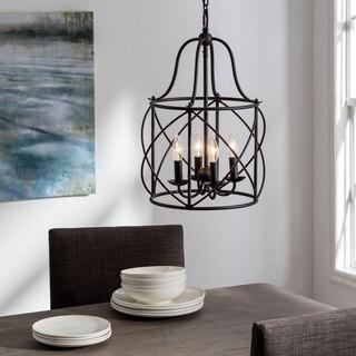 Turbinio 6-light Blacksmith Hall/ Foyer Lantern
