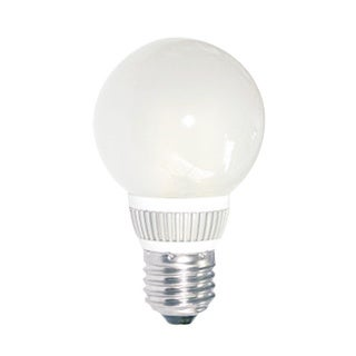 LED 4.5-watt 120-volt A19 Medium Base Light Bulb