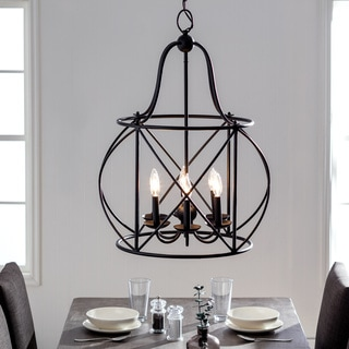 Turbinio 4-light Blacksmith Hall/ Foyer Lantern