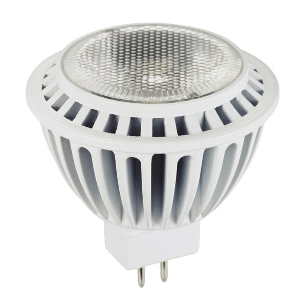 Shop 7watt 12volt MR15 GU5.3 Bipin Base LED Light Bulb Free Shipping On Orders Over $45