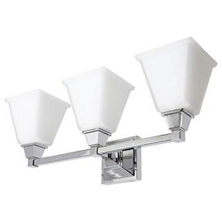Denhelm Modern 3-light Wall/ Bath Vanity Fixture