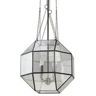 Lazlo Large 4-light Heirloom Bronze Pendant