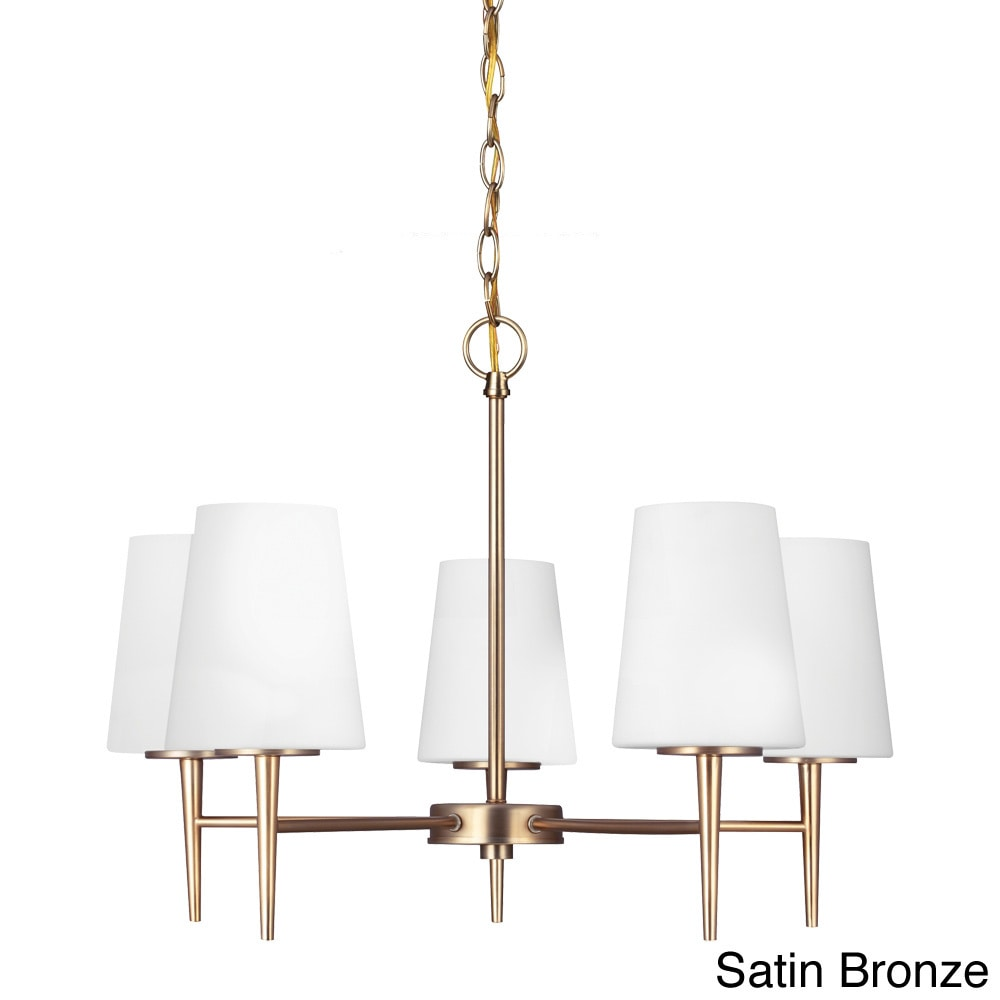 Driscoll 5 light single tier chandelier free shipping today driscoll 5 light single tier chandelier mozeypictures Images