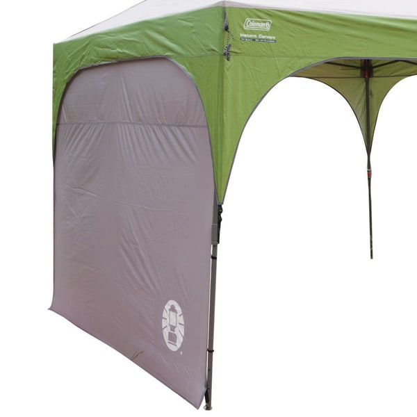coleman instant canopy sunwall - Instant Canopy