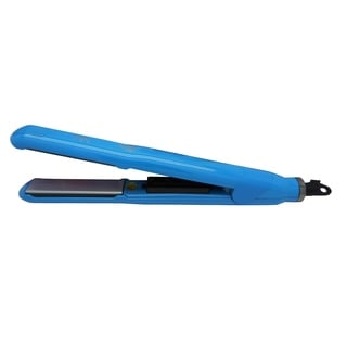 Flirt Hot Teal Ceramic Tourmaline 1-inch Styling Iron