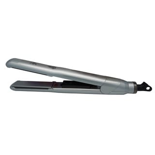 Flirt Hot Silver Ceramic Tourmaline 1-inch Styling Iron