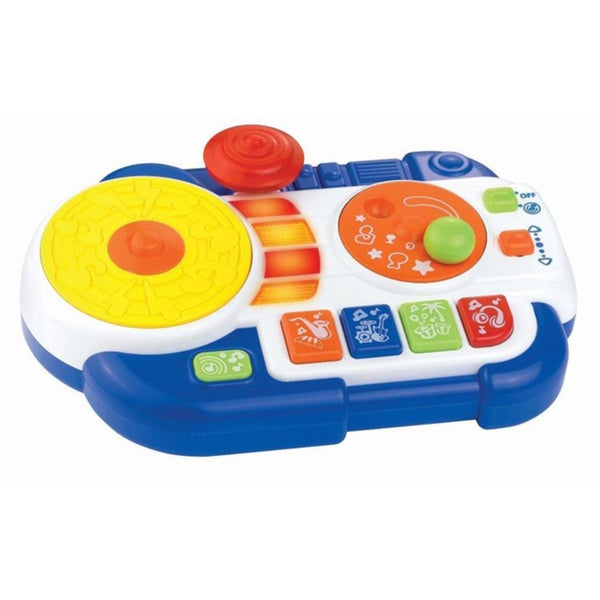 Happy Kid Toy Group Activity Music Center