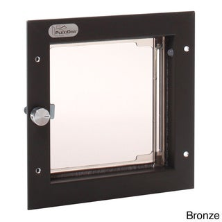 PlexiDor Performance Pet Door Small Door Mount