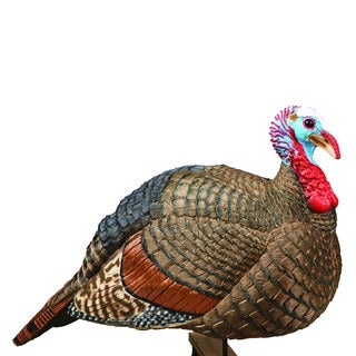 Hunters Specialties 'Jake Snood' Carved Turkey Decoy