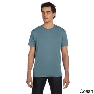 Alternative Men's Organic Cotton Basic Crew Tee (More options available)
