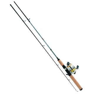 Daiwa D-turbo 3 and 1Bb Spincast Combo
