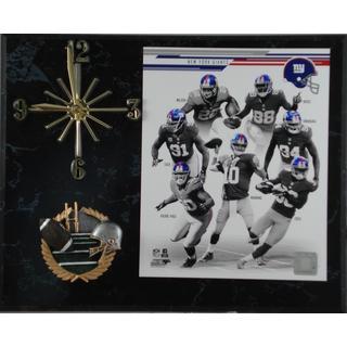 Shop Nfl 2013 New York Giants Team Photo Clock Free