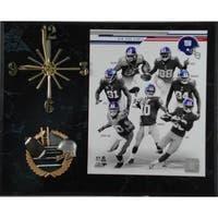 NFL 2013 New York Giants Team Photo Clock