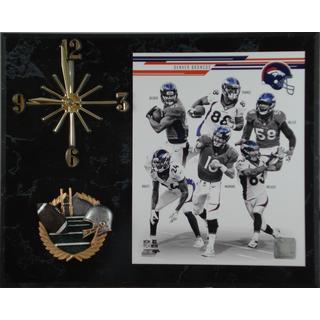 NFL 2013 Denver Broncos Team Photo Clock