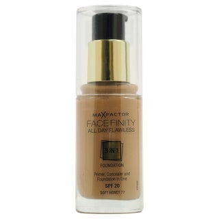 Max Factor Facefinity All Day Flawless #77 Soft Honey 3-in-1 Foundation