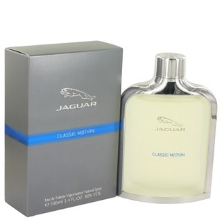 Jaguar Classic Motion Men's 3.4-ounce Eau de Toilette Spray