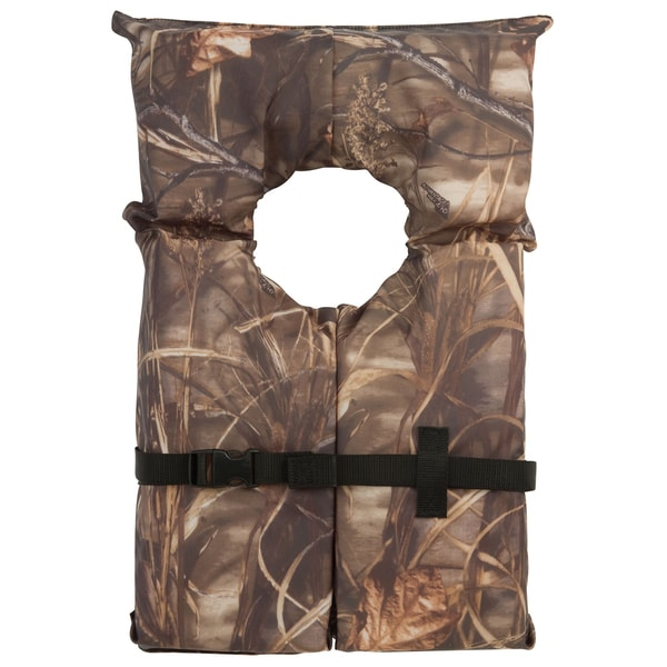 Stearns Max Camouflage Adult Life Vest