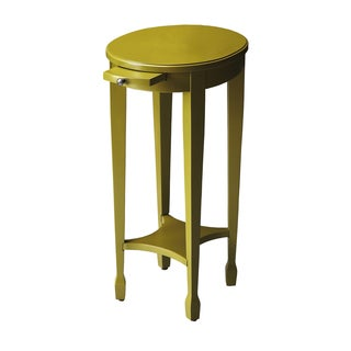 Pear Green Accent Table