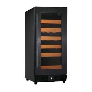 KingsBottle 25-bottle Compressor Single-temp Wine Cooler