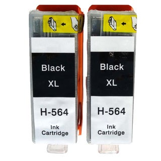 Remanufactured Set For HP 564XL CN684WN Black Ink Cartridge (Pack Of 1 : 1 XLK)
