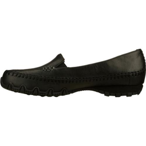 Women's Skechers Relaxed Fit Bikers Cruisin Black - Thumbnail 2