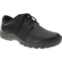 Men's Spring Step Berman Black Leather