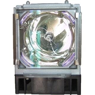 V7 Replacement Lamp For Mitsubishi FL7000, WL6700, XL6600, XL6500LU 2