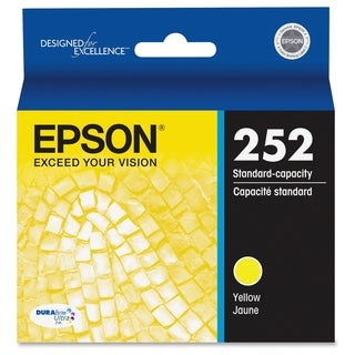 Epson DURABrite Ultra T252420 Original Ink Cartridge - Yellow
