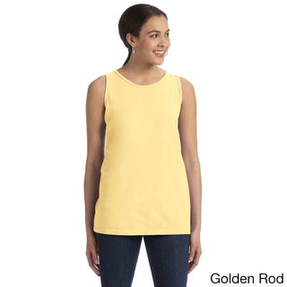 Authentic Pigment Women's Pigment-dyed Tank (More options available)