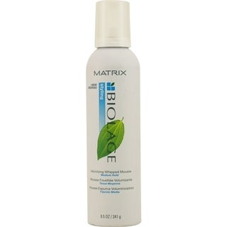 Biolage Medium Hold Volumizing 8.5-ounce Whipped Mousse