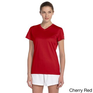 New Balance Women's Endurance Athletic V-neck T-shirt (More options available)