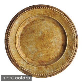 Charger Gold 14-inch Plate|https://ak1.ostkcdn.com/images/products/8935384/Charger-Gold-14-inch-Plate-P16149613.jpg?impolicy=medium