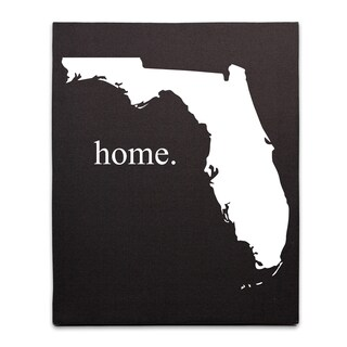 Home State Gallery Wrapped Canvas (More options available)