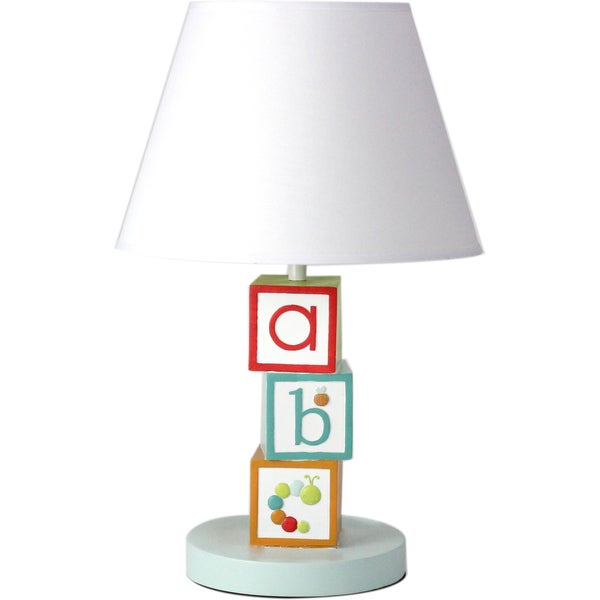 Nurture Imagination My Abc X27 S Nursery Lamp Base