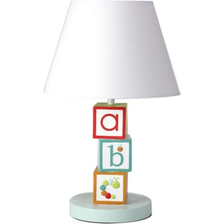 Nurture Imagination My ABC's Nursery Lamp Base and Shade