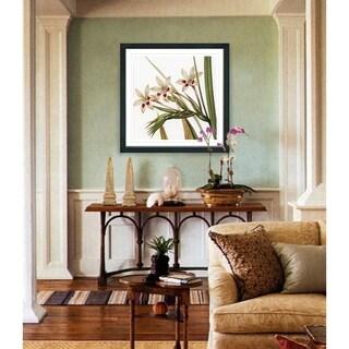 Studio Works Modern 'Vintage Botanical 43' Framed Art Giclee Print