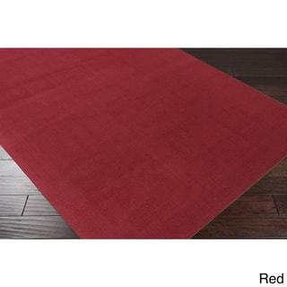 Hand-loomed Savannah Casual Wool Area Rug (12' x 15')