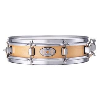 Pearl Natural Finish Maple Piccolo Snare Drum
