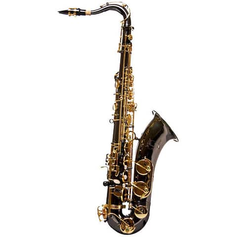 Ravel Black Nickel Student Tenor Saxophone