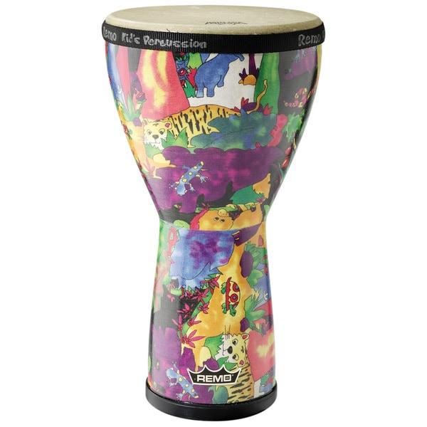 Remo Children's Djembe Multi-color Drum