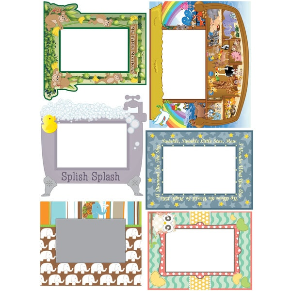 Shop Peel & Stick Baby Frame Decals - Free Shipping On Orders Over ...