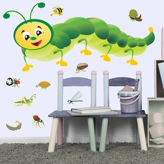 PEEL & STICK BIG Bug Decal